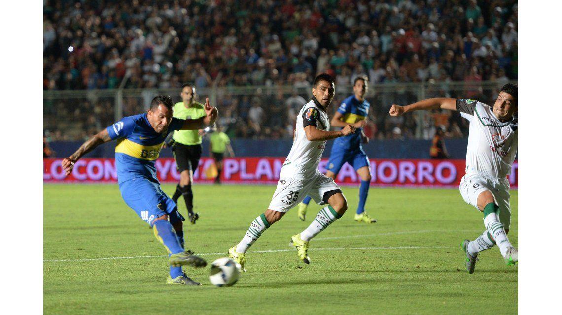 Tevez, luego del triunfo: No soy dirigente ni técnico, soy jugador