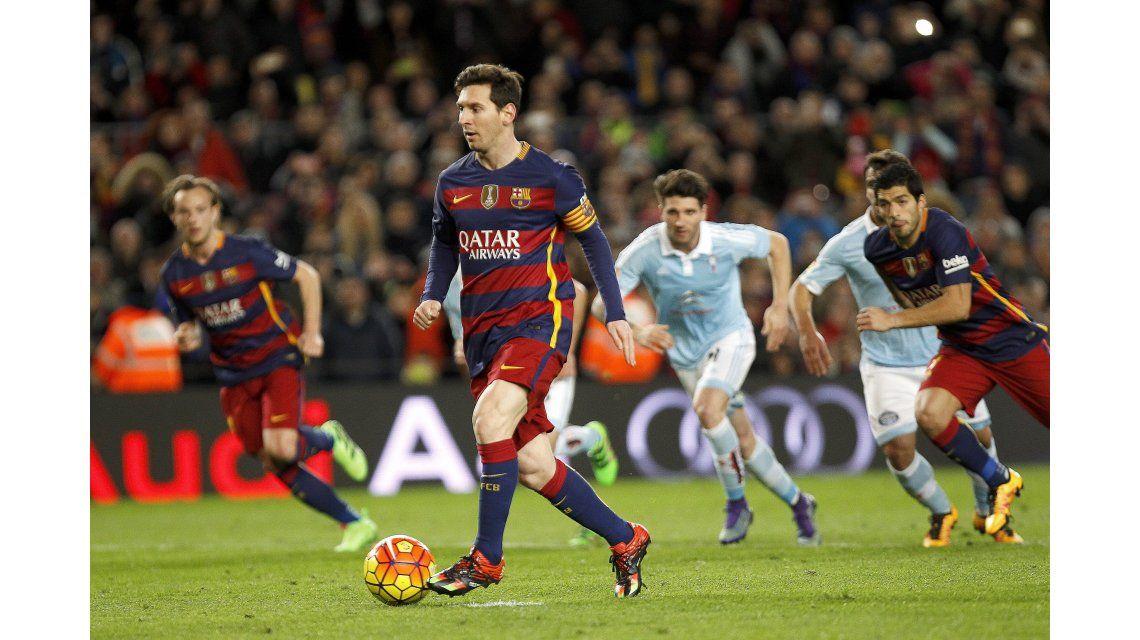 ¿Interna en el Barcelona? Neymar confesó que la jugada del penal era para él