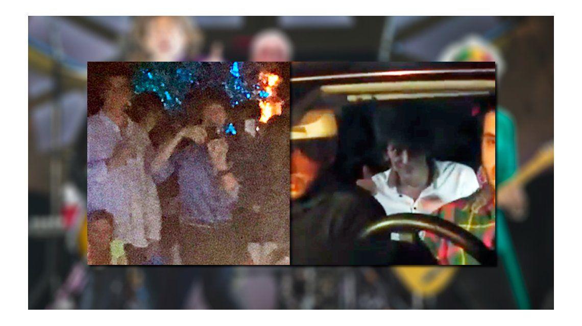 Los detalles secretos de la cena de los Rolling Stones en la mansión de Marcela Tynaire