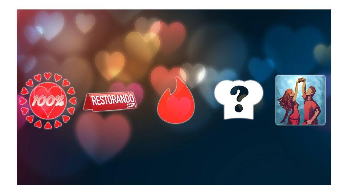 Cinco aplicaciones que necesitás para pasar San Valentín