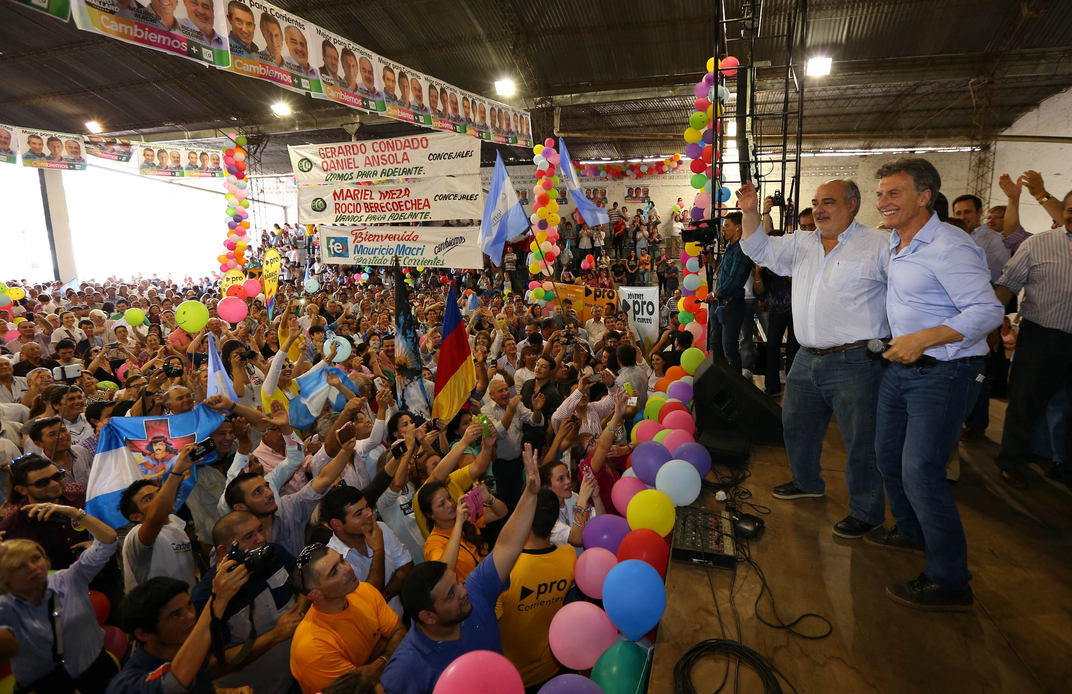 Gobernador que apoyó a Macri reclama el 15% de coparticipación