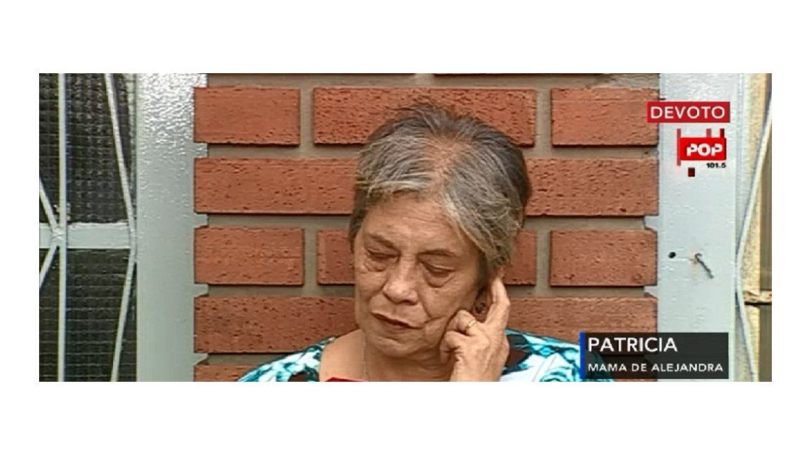 Habló la mamá de la chica desaparecida en Devoto: Donde estés, tratá de comunicarte