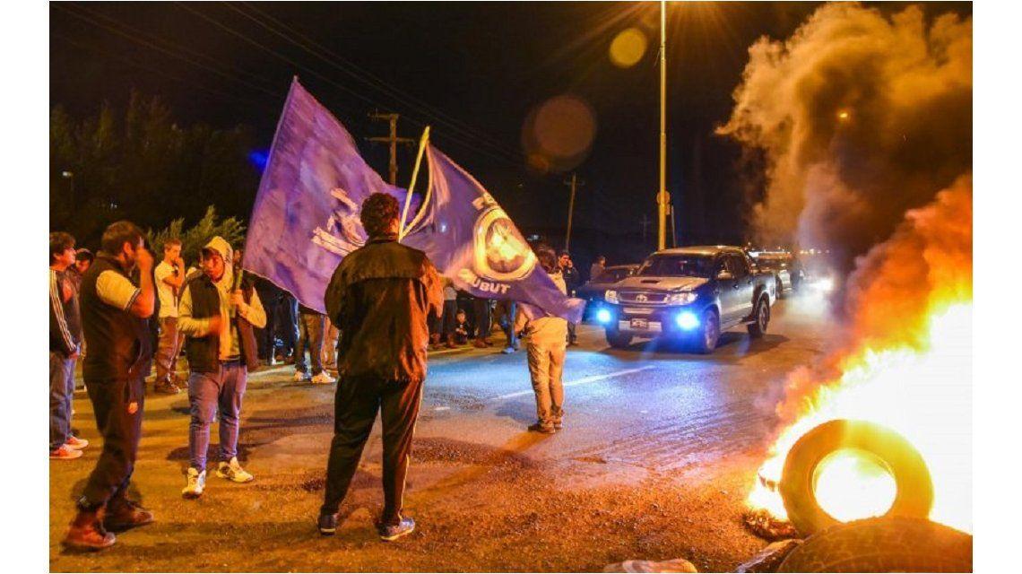 Dictaron conciliación obligatoria por conflicto en Cerro Dragón