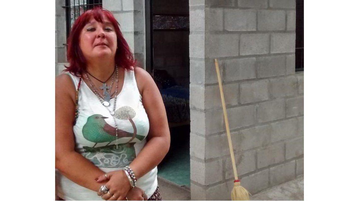 El drama de la exmujer de Cacho Fontana: la quieren desalojar de su casa