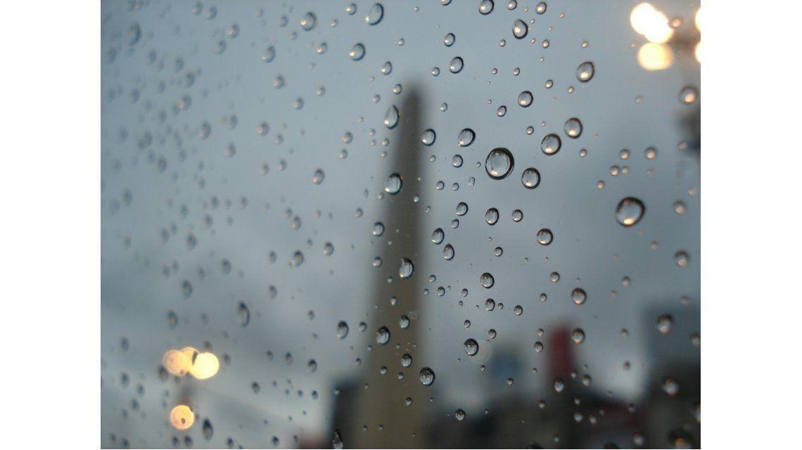 Las lluvias persistirán en la Ciudad y alrededores al menos hasta el miércoles