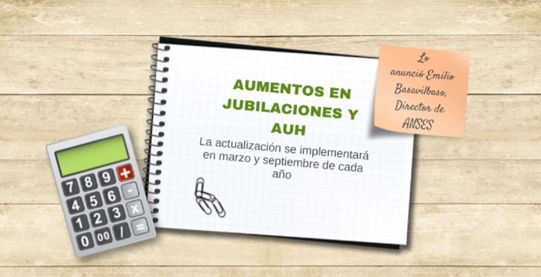 Aumenta la AUH y las jubilación: conocé cuánto pasarás a cobrar desde marzo