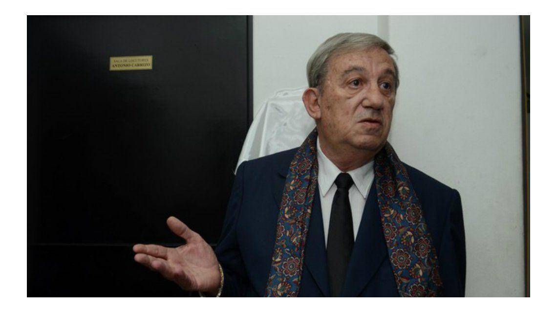 Murió Omar Cerasuolo, gloria de la radiofonía argentina