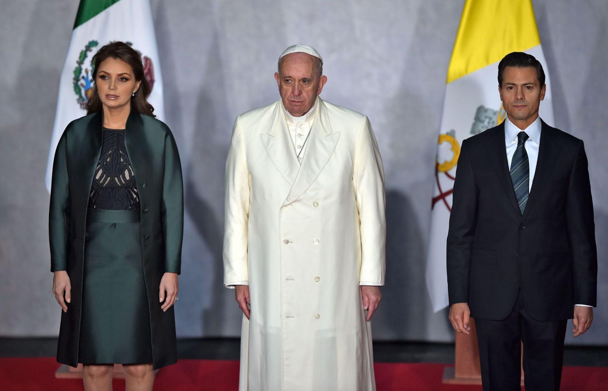 El Papa en México: El camino del privilegio fomenta la corrupción y el narcotráfico