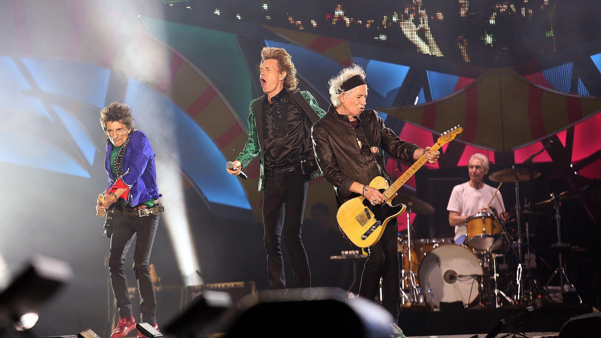Los Rolling Stones se despidieron de Argentina con su último recital