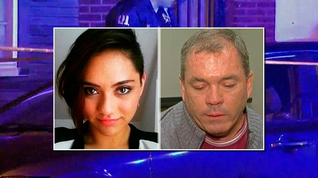 Un padre escuchó por teléfono las últimas palabras de su hija, fallecida por una bala perdida