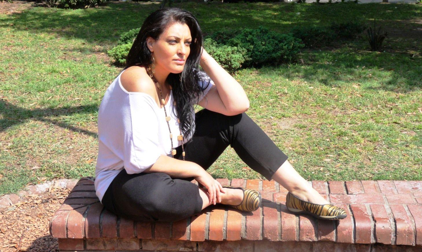 El drama de una ex Cuestión de peso: su novio sufrió un ACV y pelea por su vida