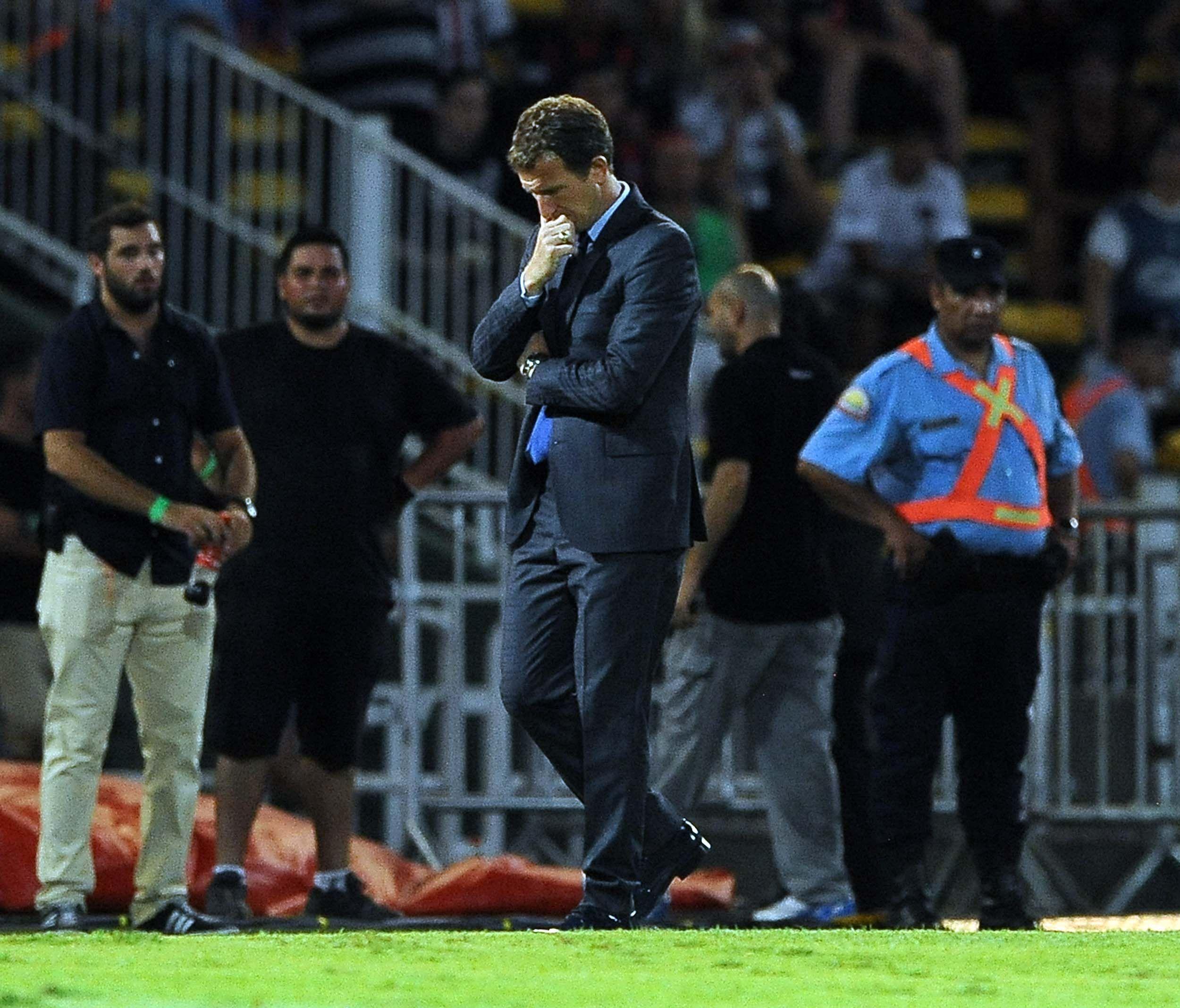 Las cuatro veces que se dudó de la continuidad del entrenador de Boca