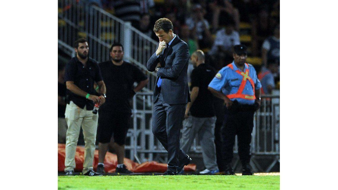 La peor pesadilla del Vasco Arruabarrena: enfrentar a los equipos grandes