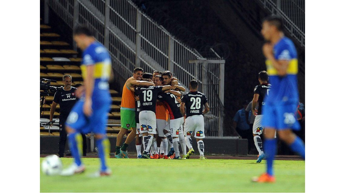 Las fotos de la consagración de San Lorenzo en la Supercopa