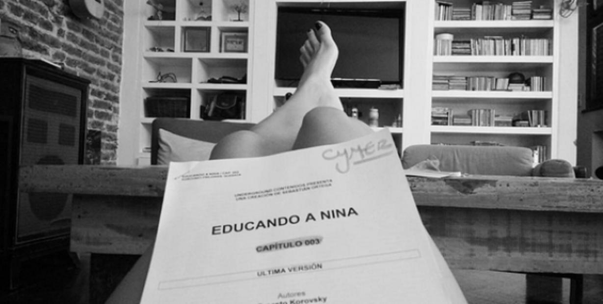 La ex monjita de Esperanza Mía que se prepara para Educando a Nina