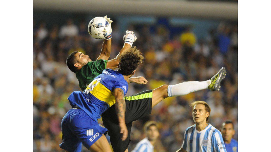 Las fotos de la derrota de Boca ante Atlético Tucumán
