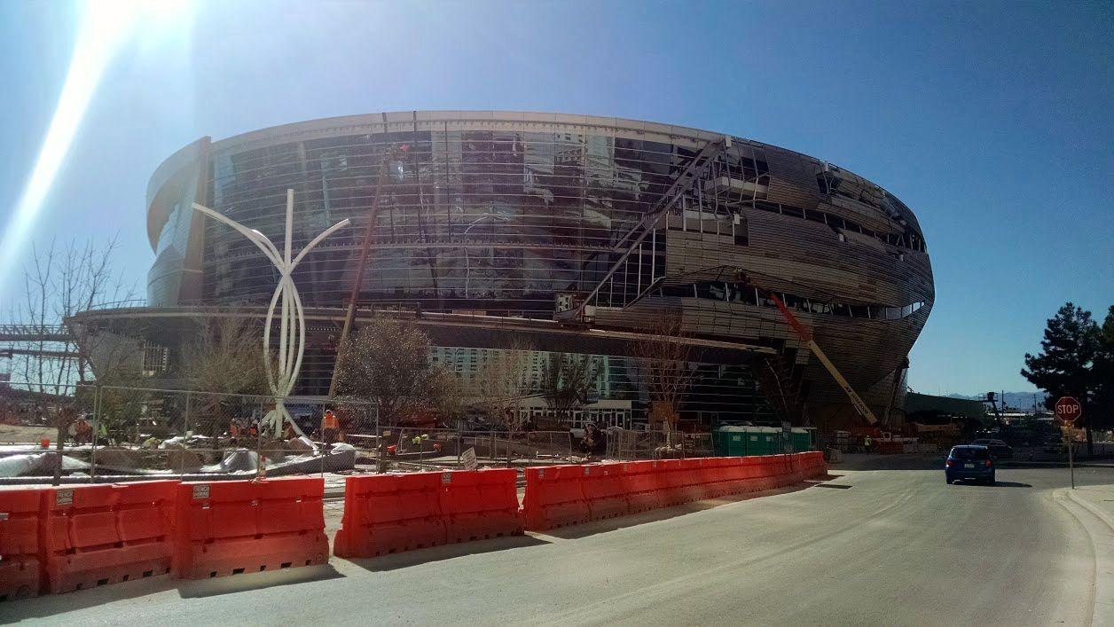 Conocé el futuro estadio que podría albergar la vuelta de Mayweather y Ronda Rousey