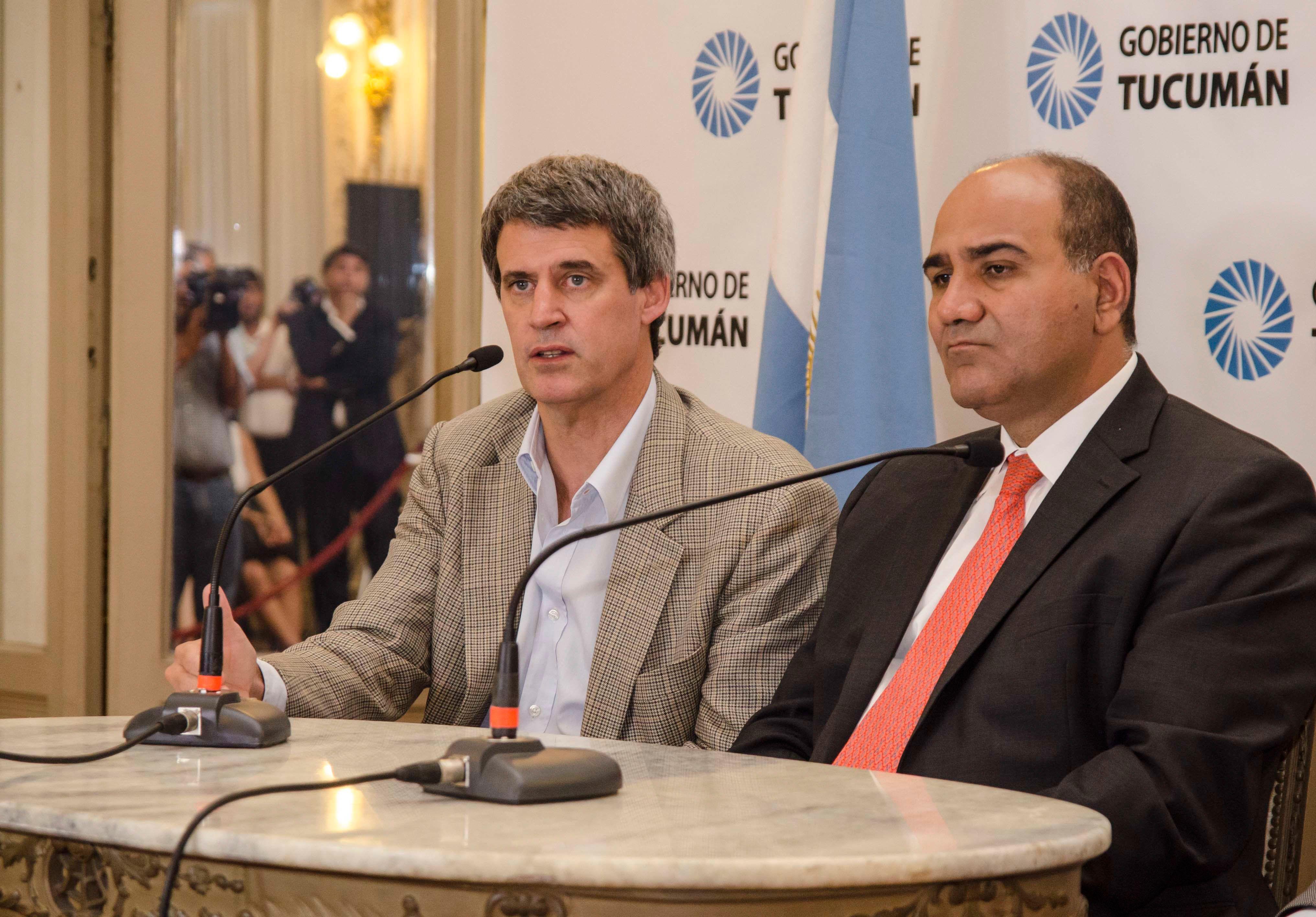 Prat Gay: El objetivo es preservar y acompañar las economías regionales