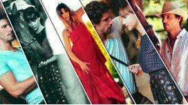 La sensual producción de fotos de Gonzalo Valenzuela y Celeste Cid
