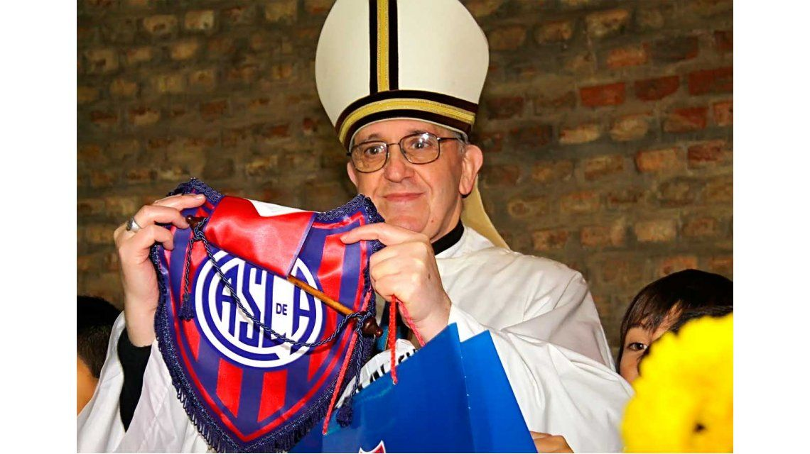 Milagro divino: conocé la extraña maldición del Papa Francisco sobre Boca