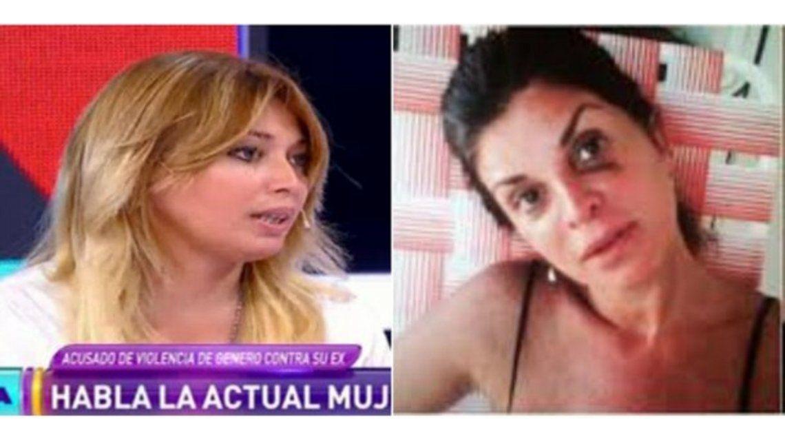 La ex mujer de Miguel Ángel Pierri y la actual se cruzaron en televisión
