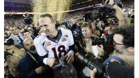 Los Broncos se quedaron con el Super Bowl de la NFL