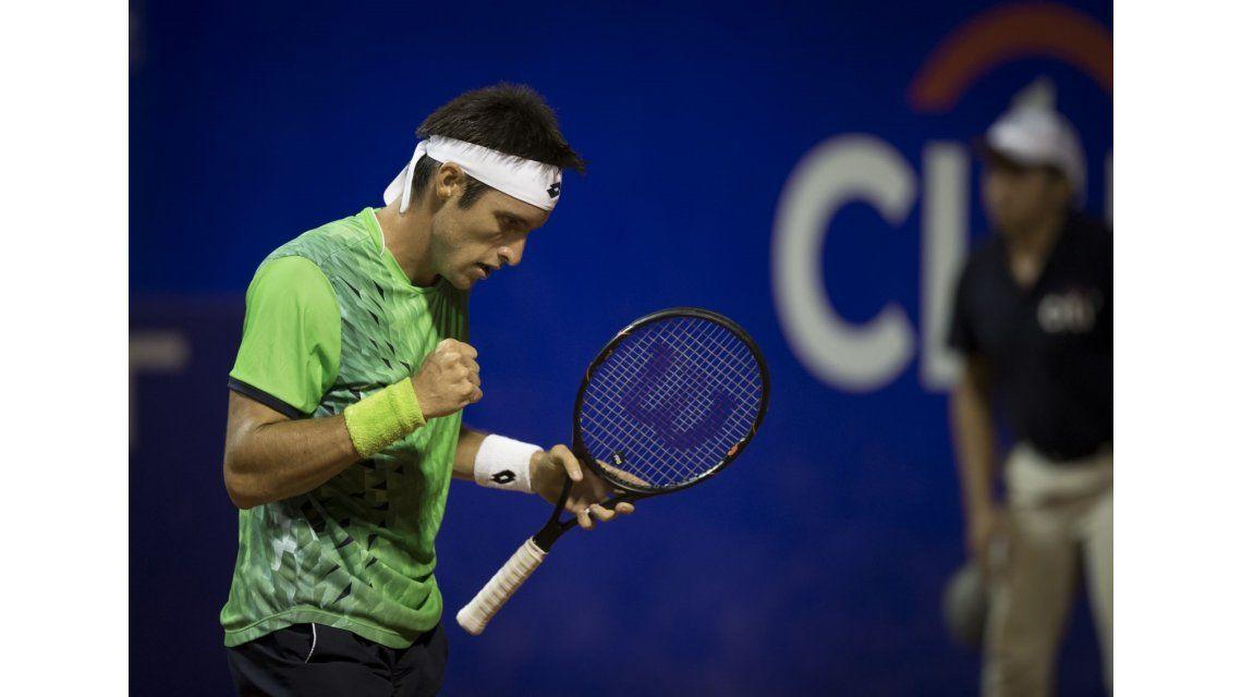 Mayer y Schwartzman ganaron en el primer día del Argentina Open