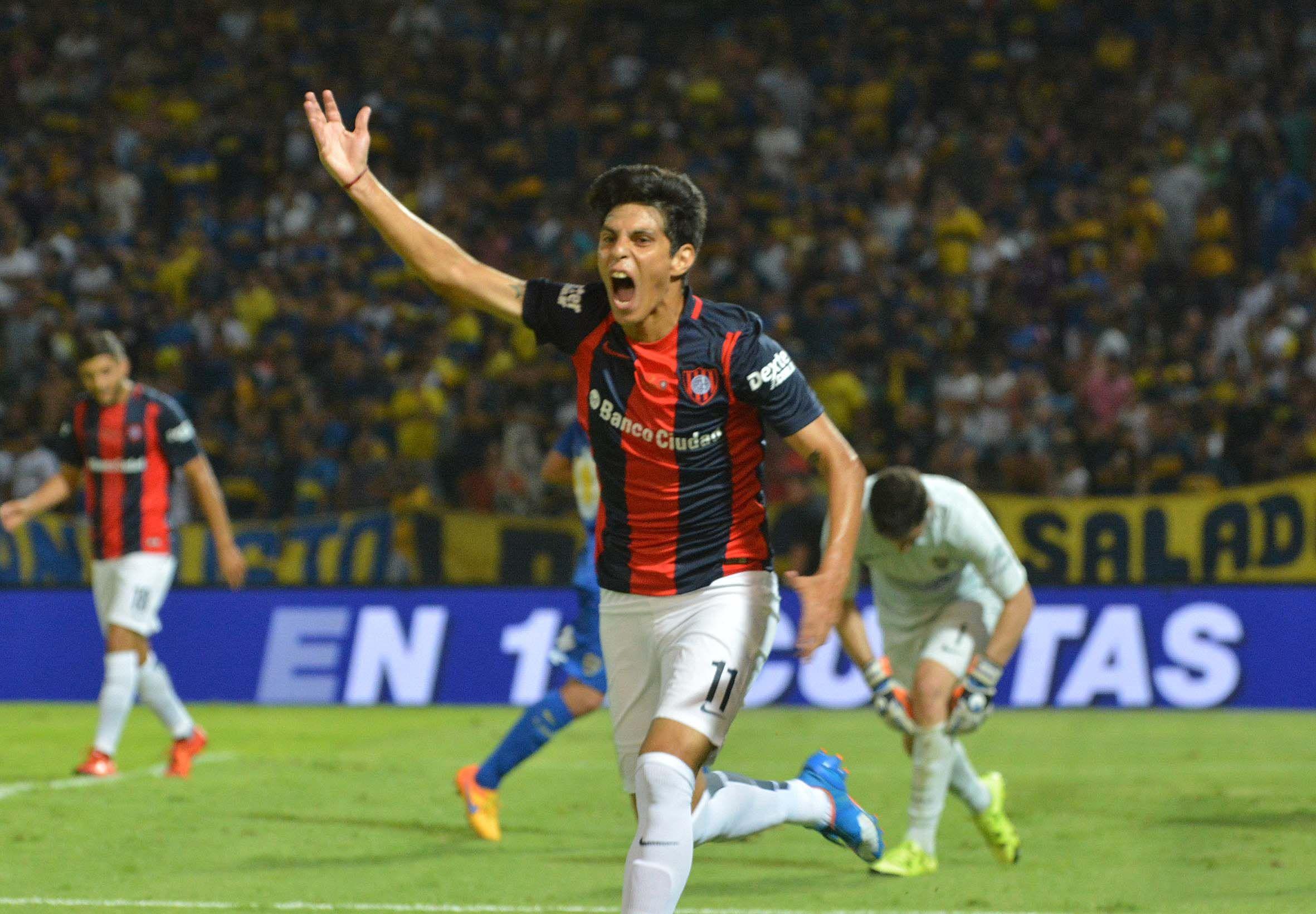 Así fueron los golazos de San Lorenzo contra Boca por la Supercopa Argentina