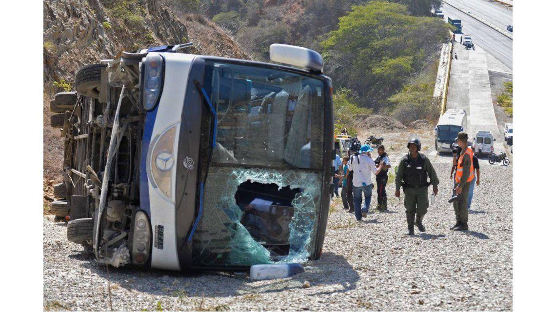 El desesperante relato del capitán de Huracán tras el accidente