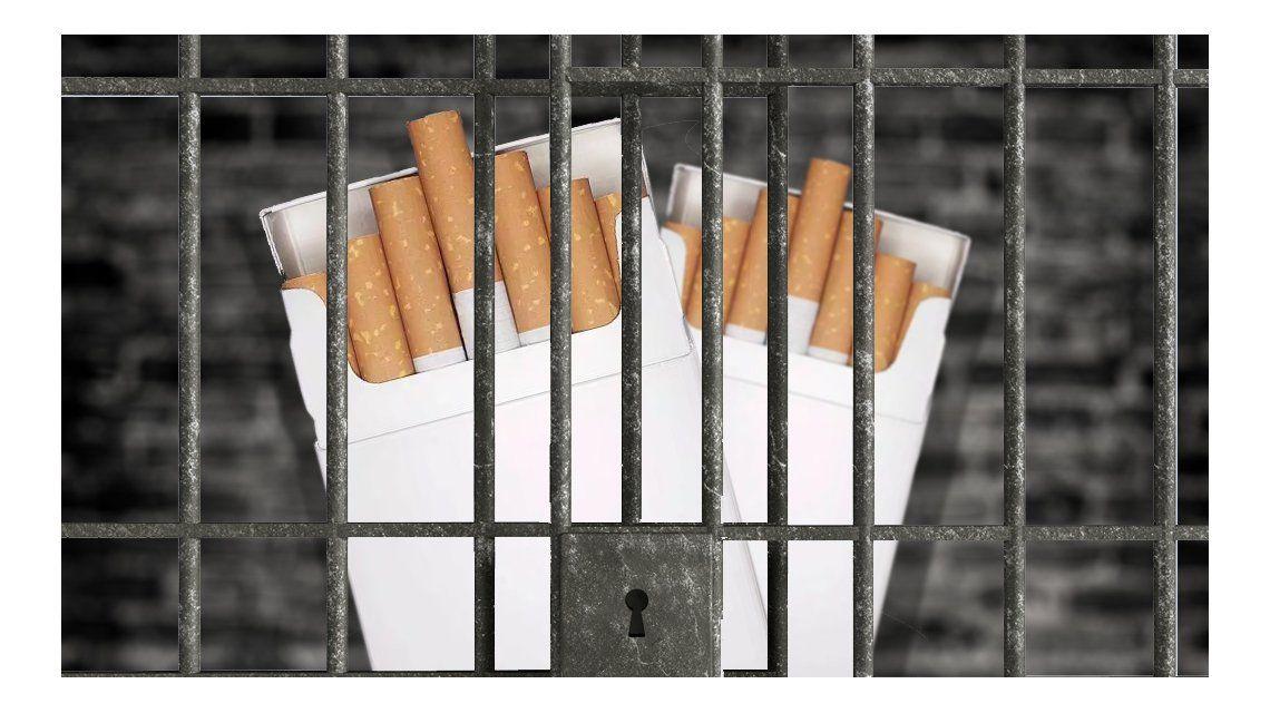 Pidió unos cigarrillos, robó  y terminó preso
