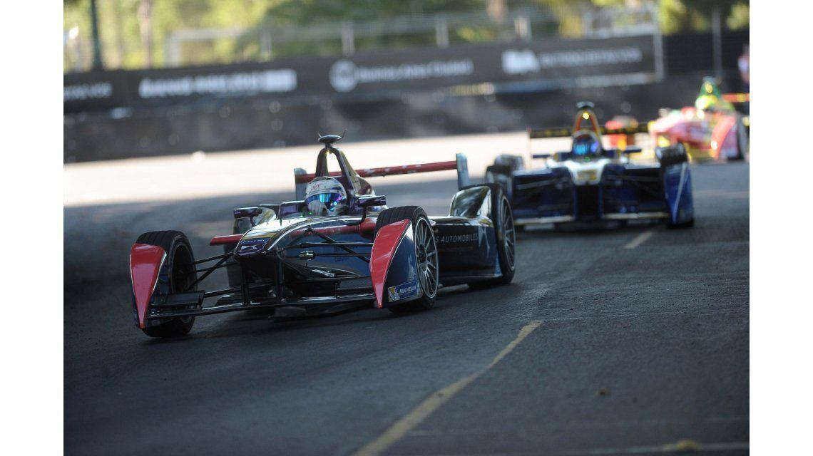 Fórmula E: el inglés Sam Bird ganó el Gran Premio de Buenos Aires
