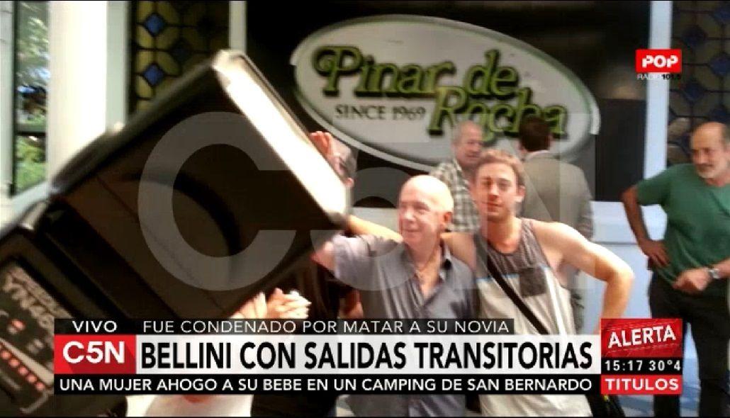 El femicida Bellini volvió a trabajar al boliche Pinar de Rocha