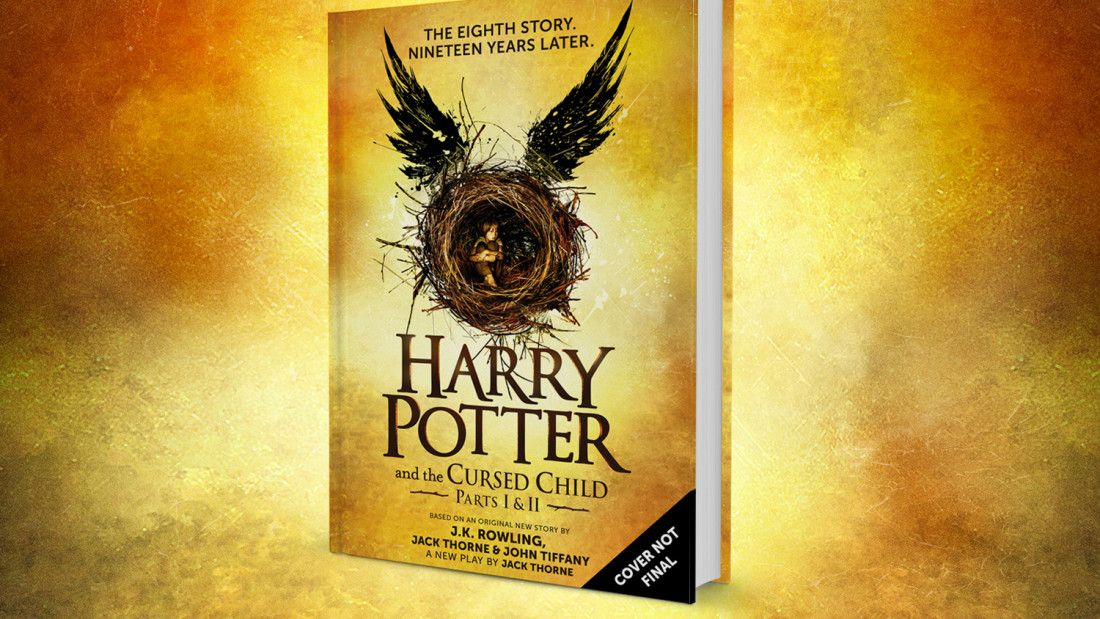 J.K. Rowling confirmó el octavo libro de Harry Potter