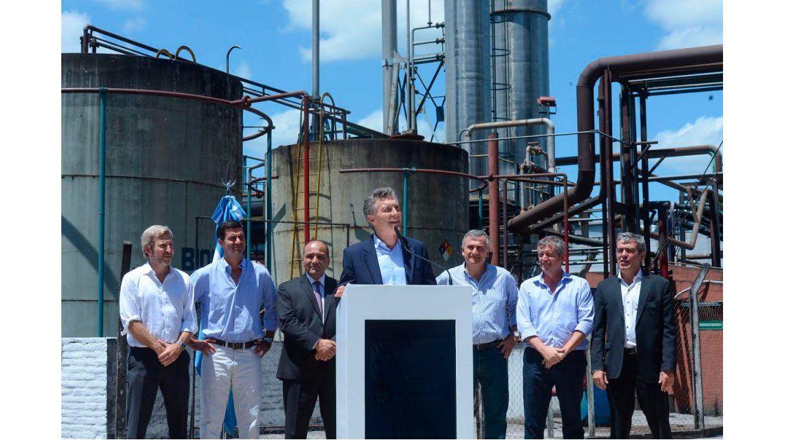 Macri, junto a Manzur y Urtubey: Vamos a generar trabajo en todo el Norte