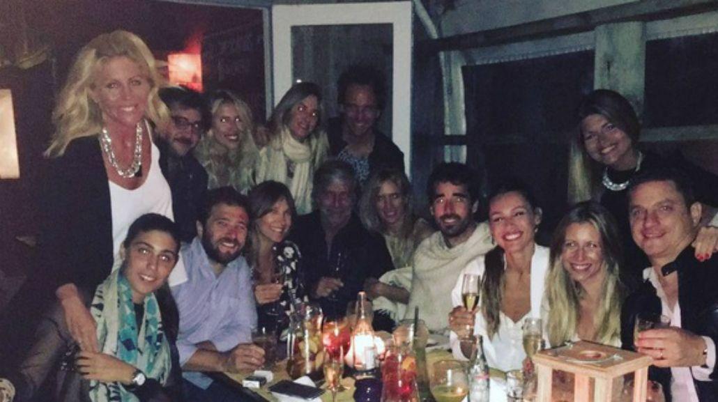 Pampita festejó su cumpleaños al lado de Nacho Viale: la prueba