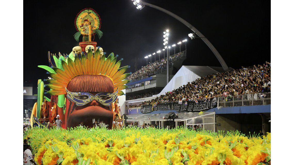 Hallaron a 626 niños sometidos a trabajo infantil en carnaval de Brasil