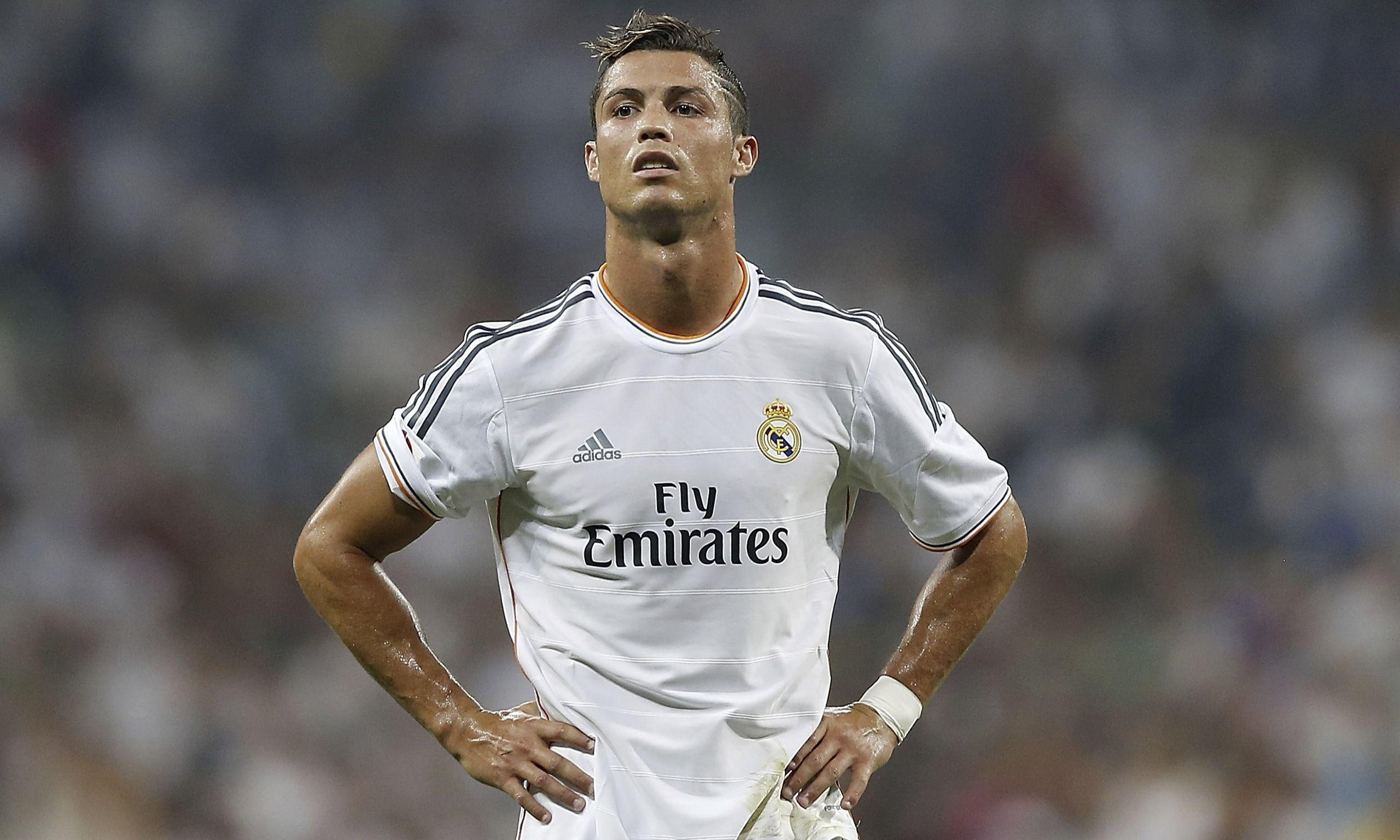 Cristiano Ronaldo y su futuro en el Real Madrid: Me quedan dos años y después se verá