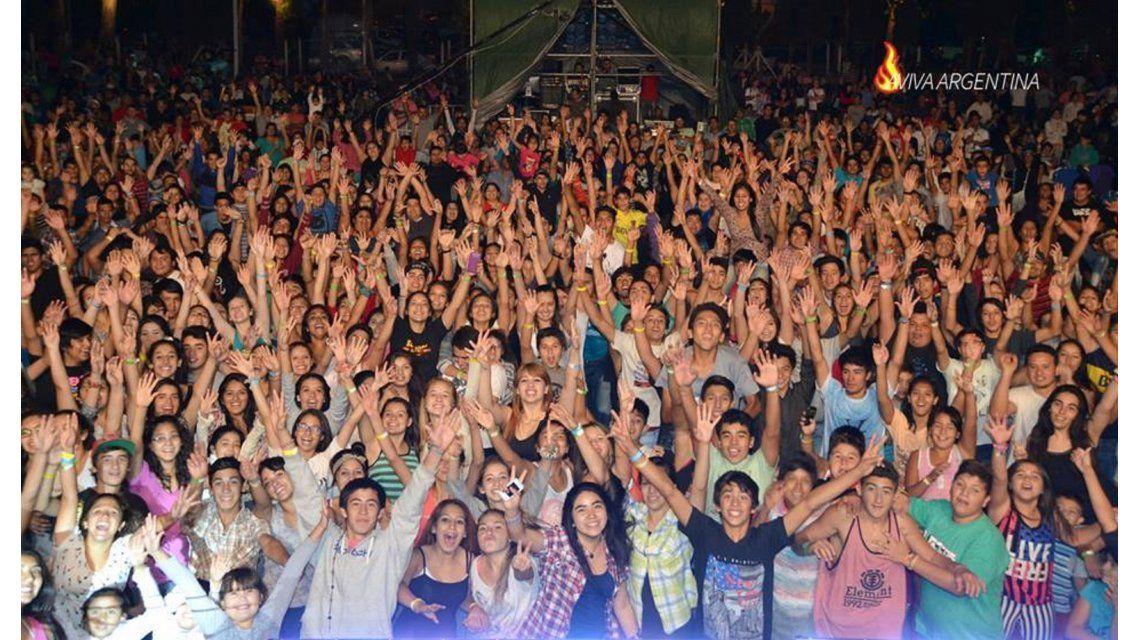 Diez mil jóvenes se reunirán en Cipolletti en busca de una república unida y soberana