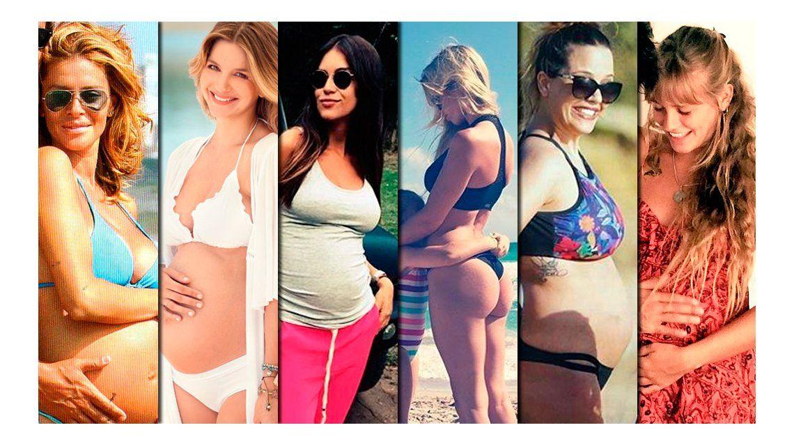 Las famosas que pasarán San Valentín embarazadas