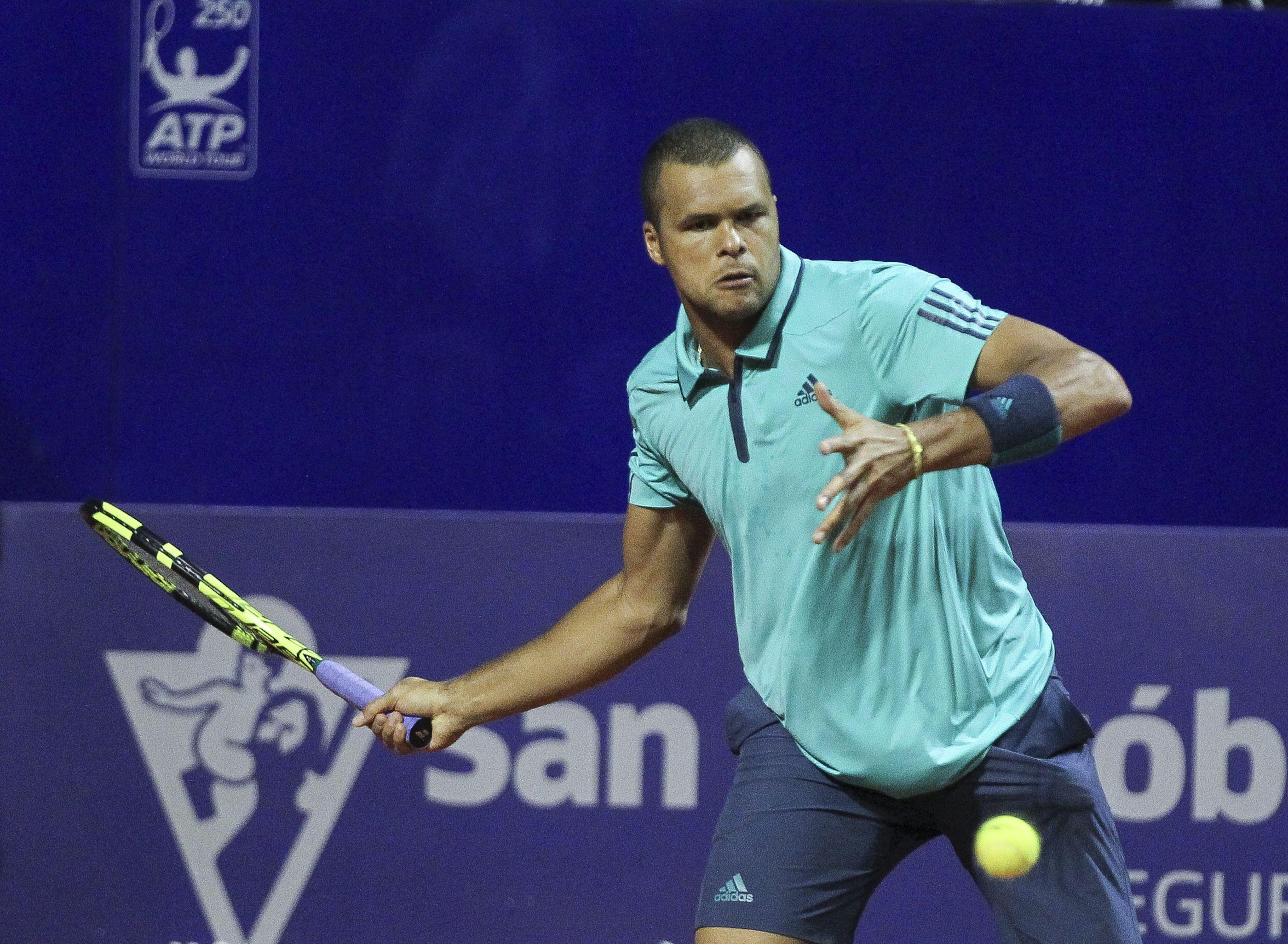 Tsonga eliminó a Mayer del Argentina Open