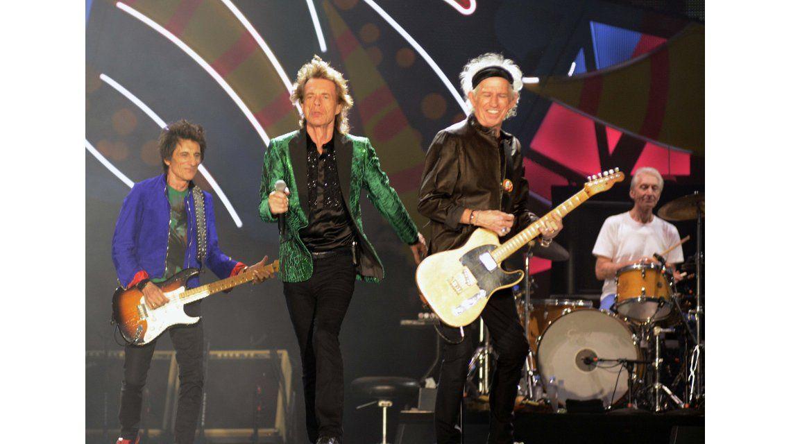 Piden hasta $65 mil por una entrada para ver a los Rolling Stones