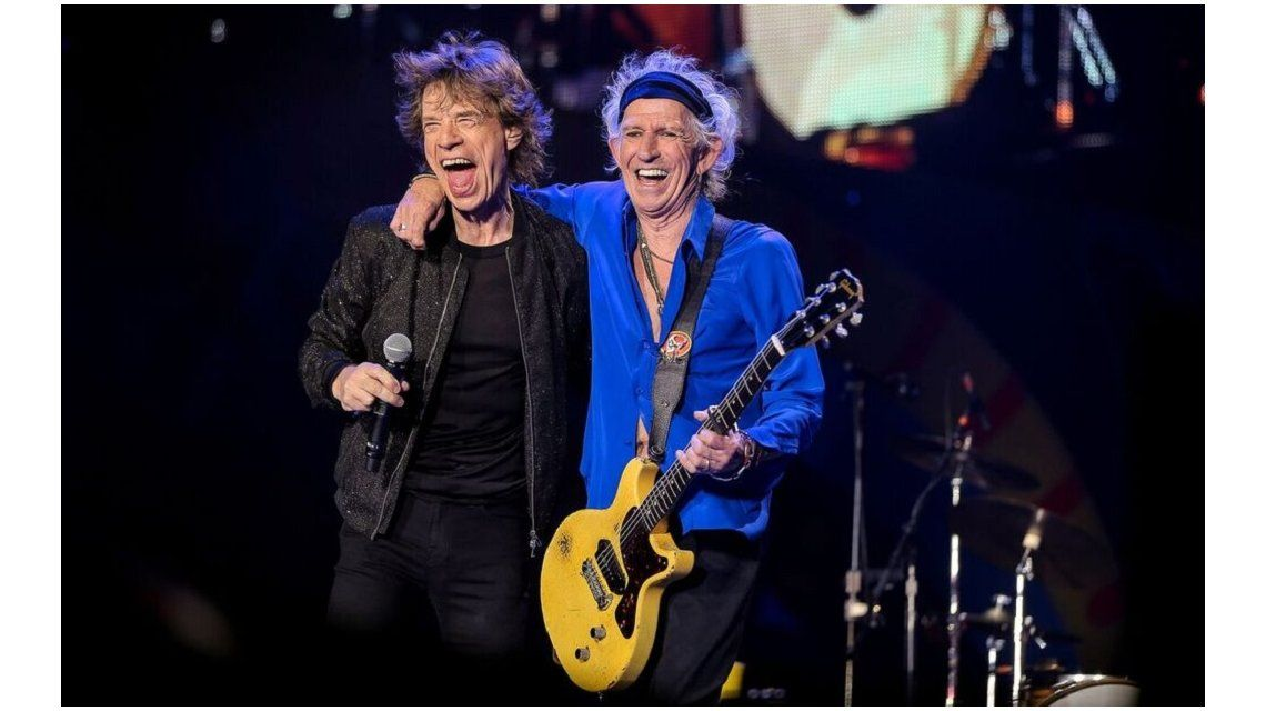 Los Rolling Stones brindaron su segundo show con cambios en la lista
