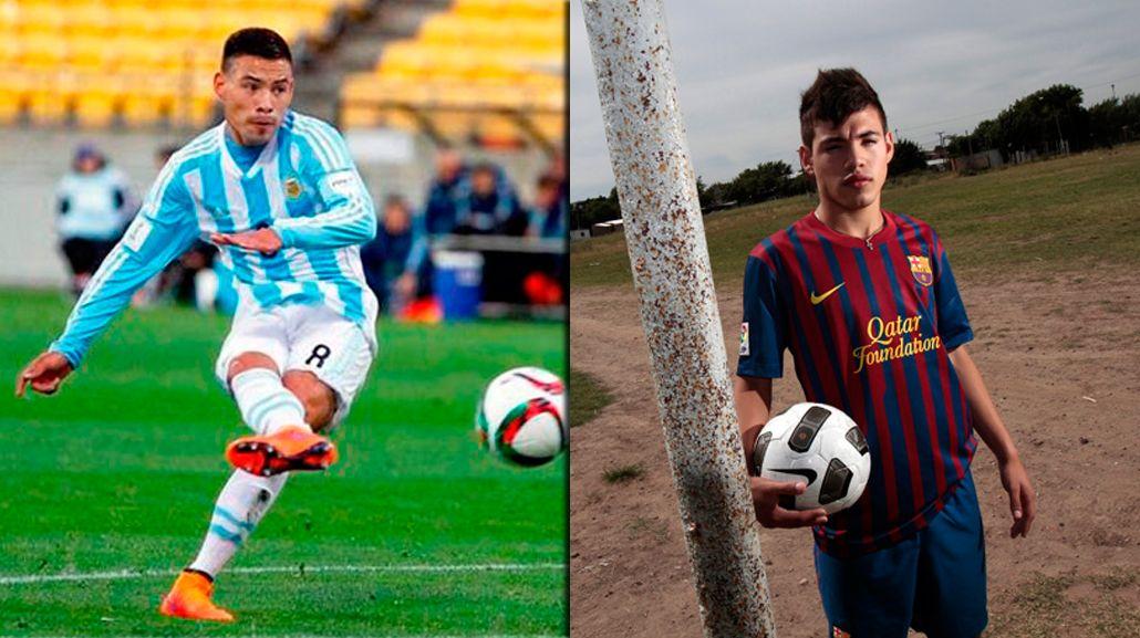 San Lorenzo quiere incorporar a Maxi Rolón, el rosarino que no pudo ser Messi