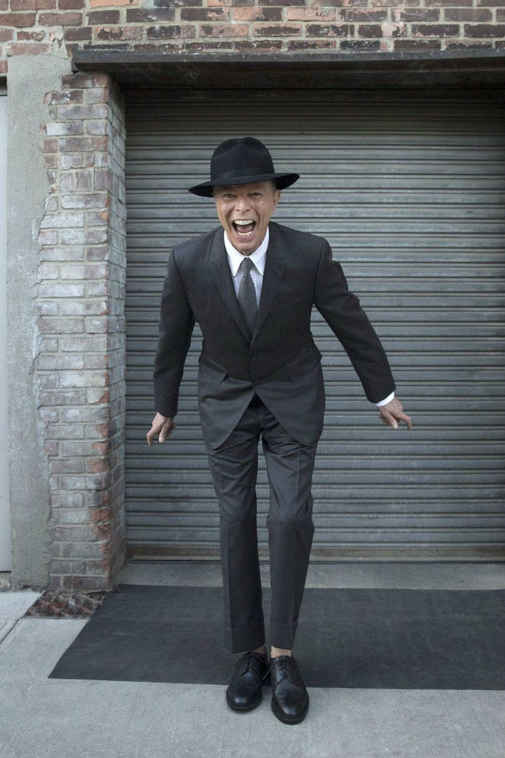 David Bowie se convirtió en abuelo por primera vez a seis meses de su muerte