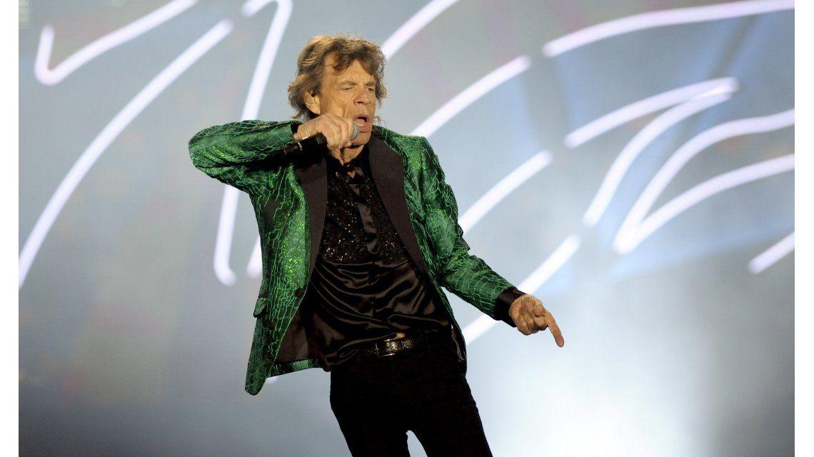 Los Rolling Stones ya hacen vibrar por cuarta vez a la Argentina