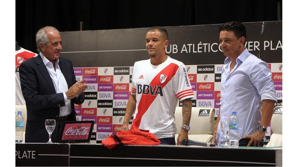 Con D´Alessandro entre los titulares, Gallardo comienza a definir el equipo para visitar a Belgrano