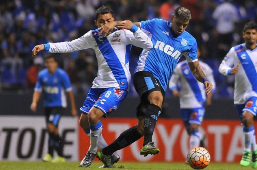 Las fotos del empate entre Racing y Puebla