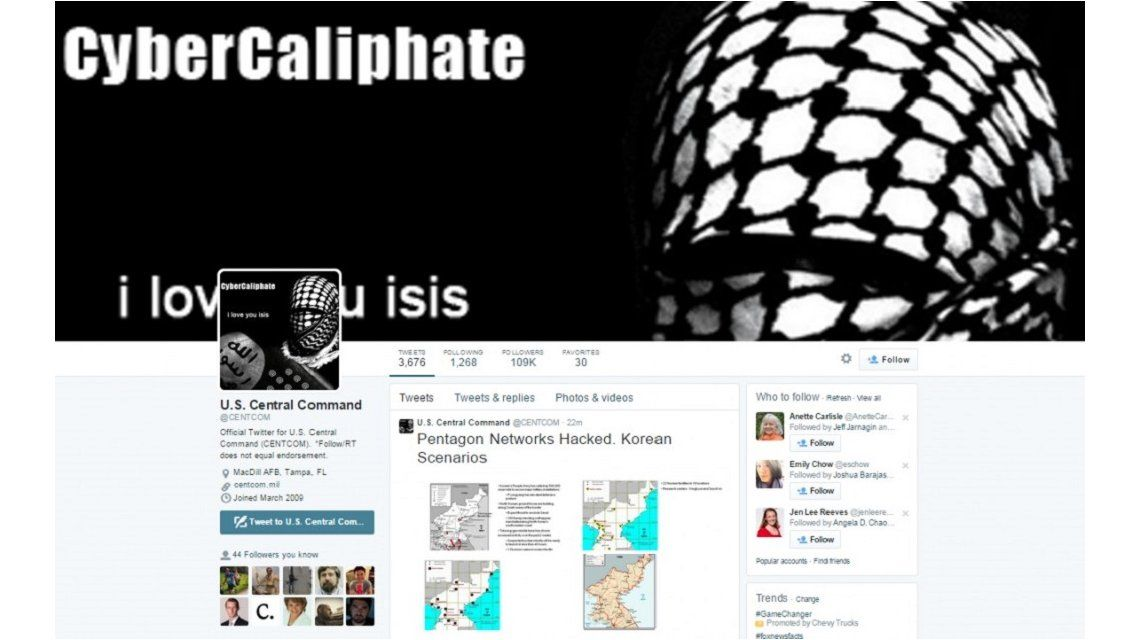 Twitter colabora en el combate del extremismo islámico