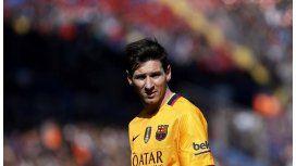 Gran DiCaprio: Messi, nominado por quinta vez a un premio que nunca ganó