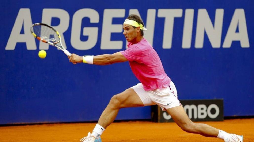 Comienza el Argentina Open con la presencia de tres top ten